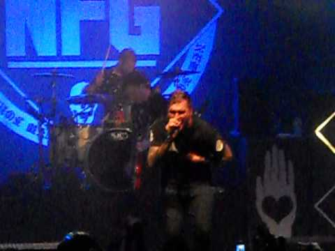 New Found Glory - Ready And Willing Live @ Best Buy Theater