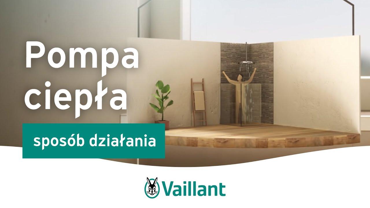 Jak działa pompa ciepła - Vaillant Polska