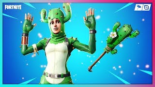 I HAVE GOT MY OWN SKIN AT FORTNITE!? 🌵