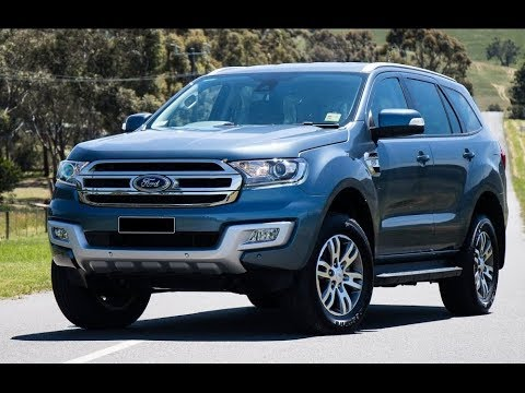 2019 Ford Endeavour Everest Review Youtube