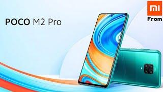 Xiaomi Poco M2 Pro- Official Video