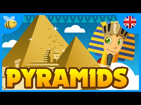 The Great Mistery of the Pyramids of Egypt | Kids Videos