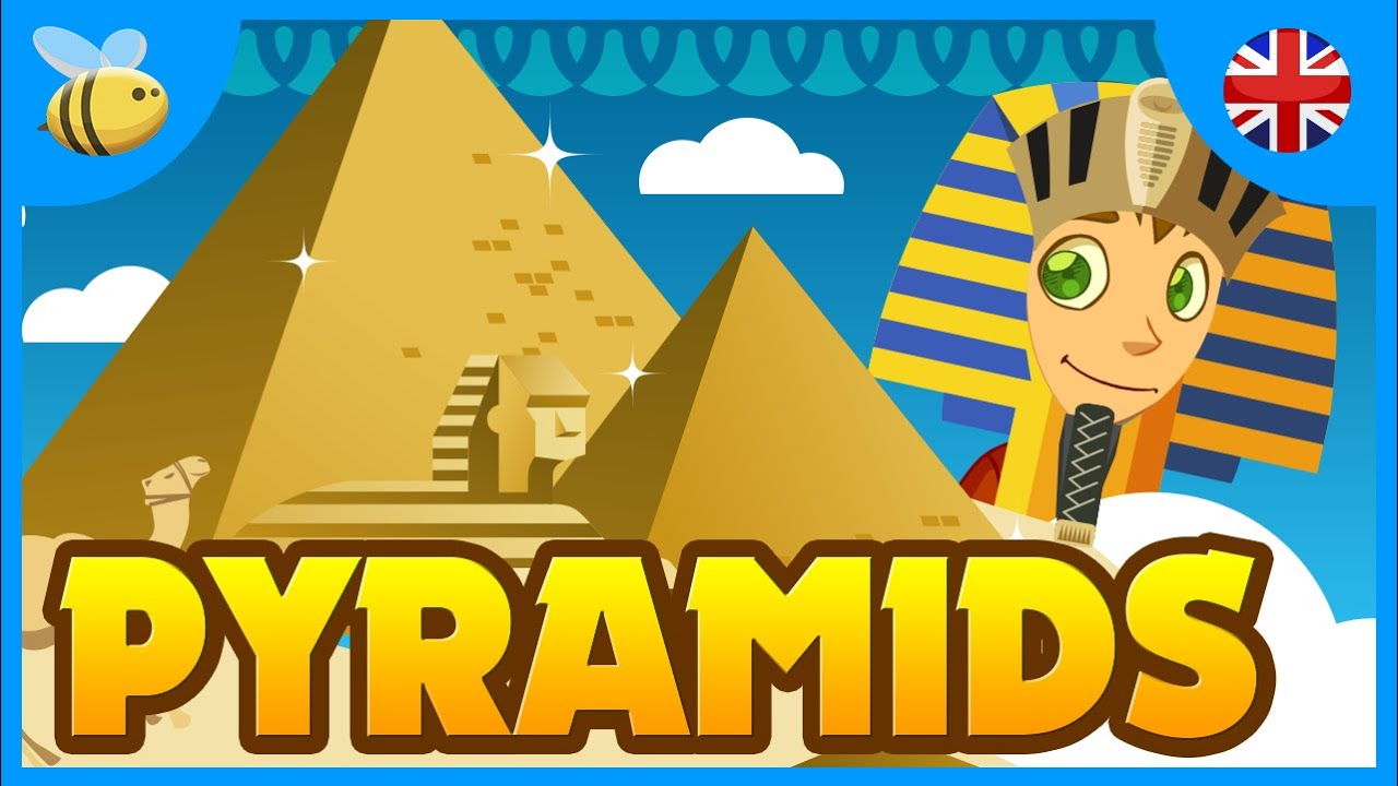 The Great Mistery Of The Pyramids Of Egypt Kids Videos Youtube