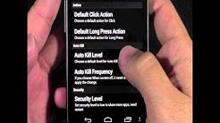 How to Setup Your Android Task Killer