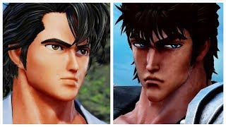 Jump Force - Kenshiro and Ryo Saeba Gameplay Images