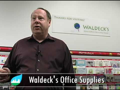 Waldeck's Office Supplies - San Francisco Green Business HQ