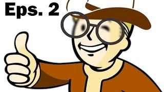 Eps.  2 | Stylish Cowboy| Fallout 4