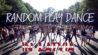 KPOP RANDOM PLAY DANCE  IN PUBLIC [QUARANTINE VERSION]   LATVIA (K.O.T CAFE)