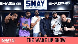Wake Up Show Reunion in LA on Sway In The Morning   SWAY'S UNIVERSE