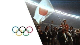 The Tokyo 1964 Olympics Part 6 | Olympic History