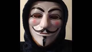 Anonymous chile mensaje a las autoridades