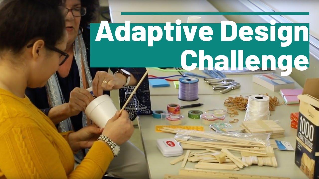 Adaptive Design Challenge