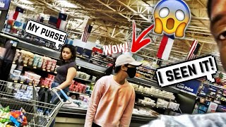 OUR FIRST GROCERY STORE VLOG!!!