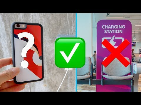 Christie James - Never Use Public Charging Stations Without Doing This First