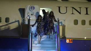 First Lady Michelle Obama Visit Morocco
