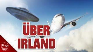 Piloten melden gruselige UFO Sichtung! Das UFO über Irland!