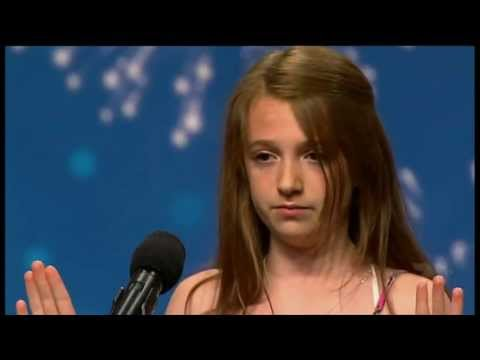 Brianna Bishop - Popular (Wicked) - Australia's Got Talent [HD]