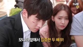 Video Yoona & Ji Chang Wook - THE K2 BTS , Beach + Kiss Scene download MP3, 3GP, MP4, WEBM, AVI, FLV Februari 2018