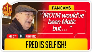 GREENWOOD NON-EXISTENT Manchester City 0-1 Manchester United Fancam