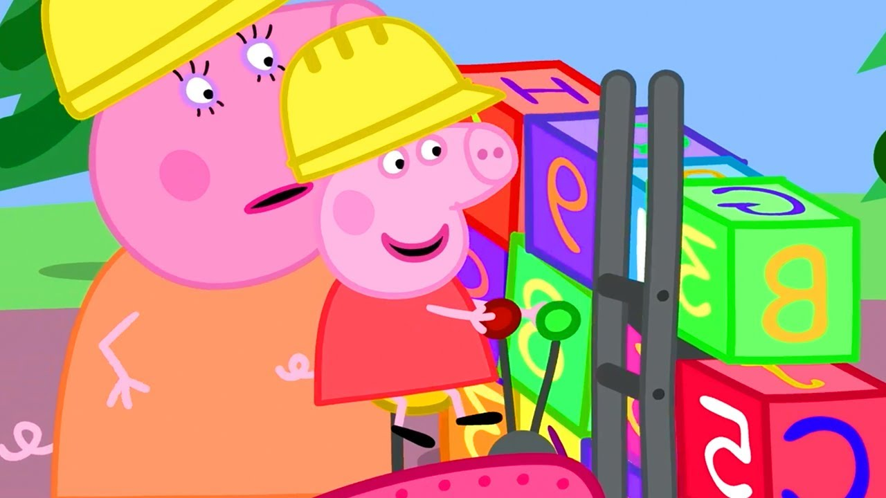Peppa Pig Full Episodes | NEW Compilation 49 | Kids Videos