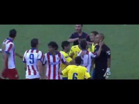 Mario Mandžukić | Atletico Madrid | Sukob 2014/08/15