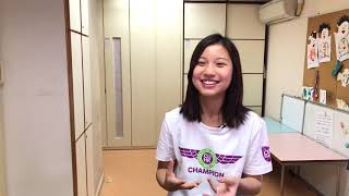 CHAMPION 2019 義工訪問  - Luffy