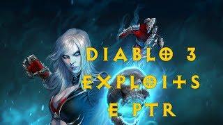 Diabo 3 - Exploits e PTR