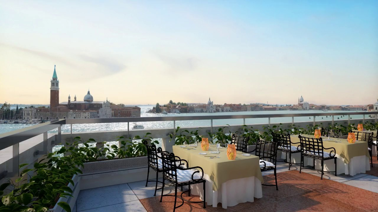 Virtual Tour Restaurant Terrazza Danieli Hotel Danieli A Luxury Collection Hotel Venice