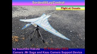 Sordes66LegControl: Flight at Oosato