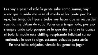 J Alvarez - Tamo Chilling (Lyrics / Letra)