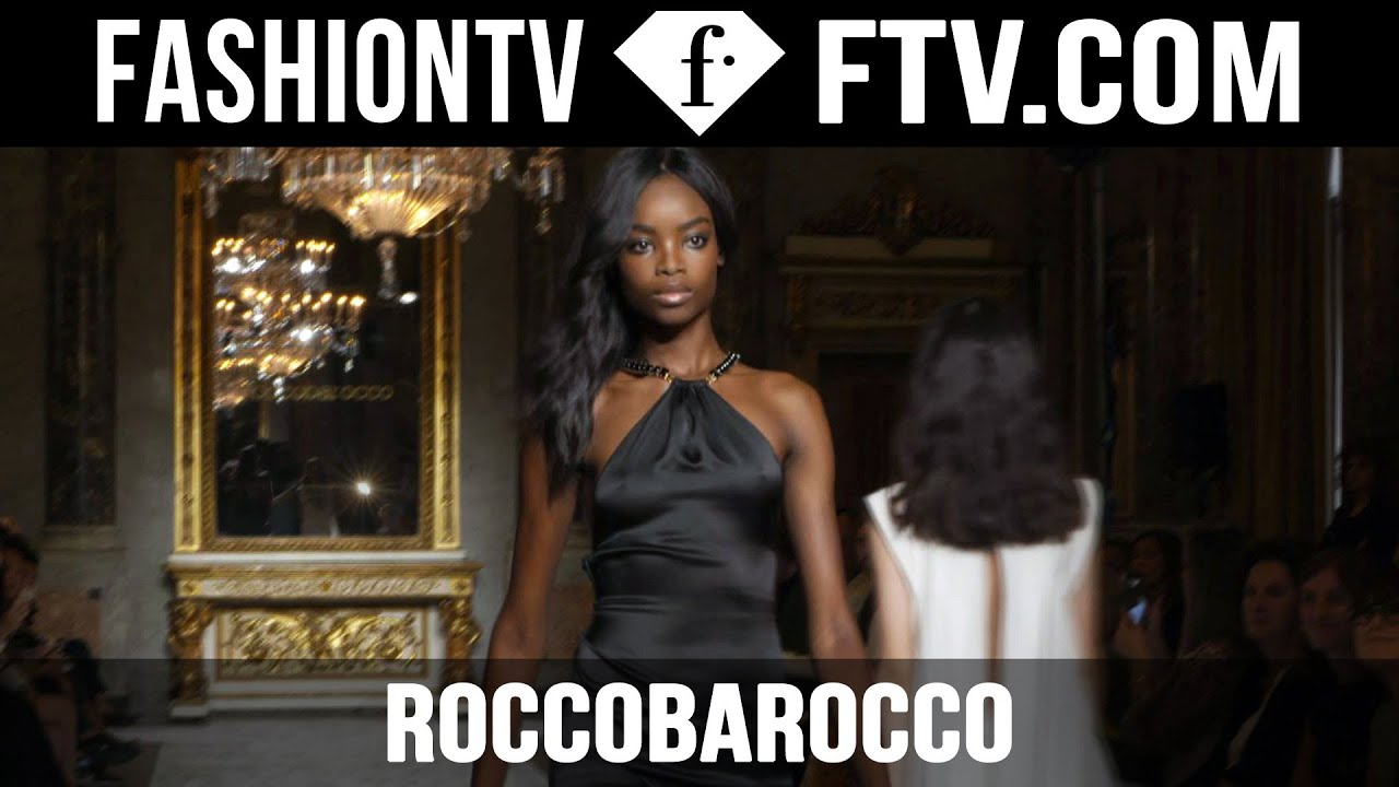 roccobarocco Spring/Summer 2016 Collection at Milan ...