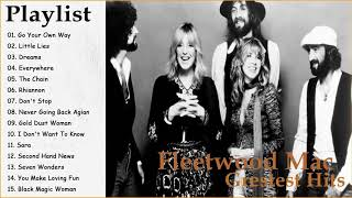 Fleetwood Mac Greatest Hits Full Album Playlist 2020 || The Best Of Fleetwood Mac🍁🍁