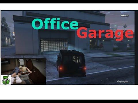 gta v online import export warehouses office garage youtube. Black Bedroom Furniture Sets. Home Design Ideas