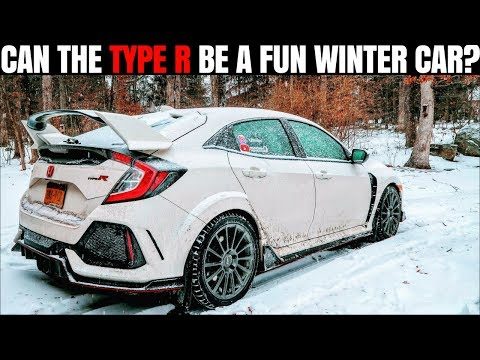 5 Positives Of Using The Honda Civic Type R As Your WINTER Car