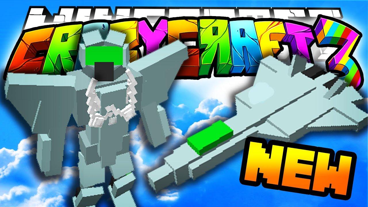 Minecraft crazy craft 3 0 new transformer transformers for Crazy craft 3 0 server