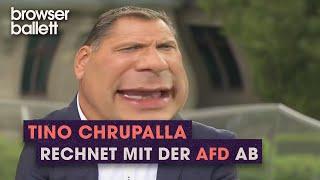 Tino Chrupalla rechnet mit der AfD ab