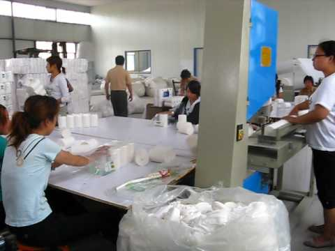 Toilet Paper Marketing Plan - Jingwei-Zone