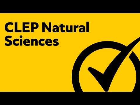 Free In-depth CLEP Natural Sciences Study Guide