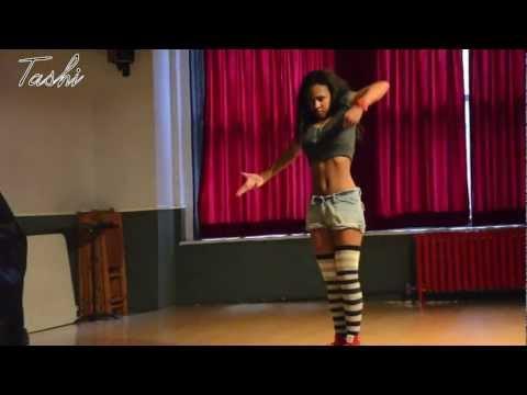 Tashi Dance A$$ Twerk Team