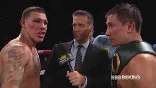 Gennady Golovkin vs. David Lemieux Preview (HBO Pay-Per-View)