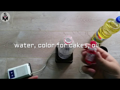 How To Make A Simple Lava Lamp At Home