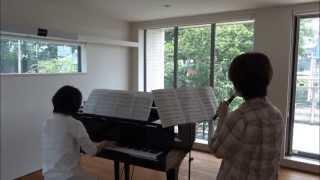ナオト・インティライミの「恋する季節」をリコーダーとピアノ用にアレンジしました。 ☆楽譜はこちら→http://www.dojinongaku.com/contents/goods_detail.php...