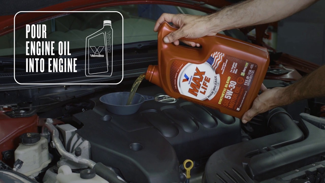 how to change the oil an a nissan altima youtube