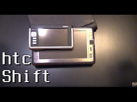 htc Shift: 2 в 1