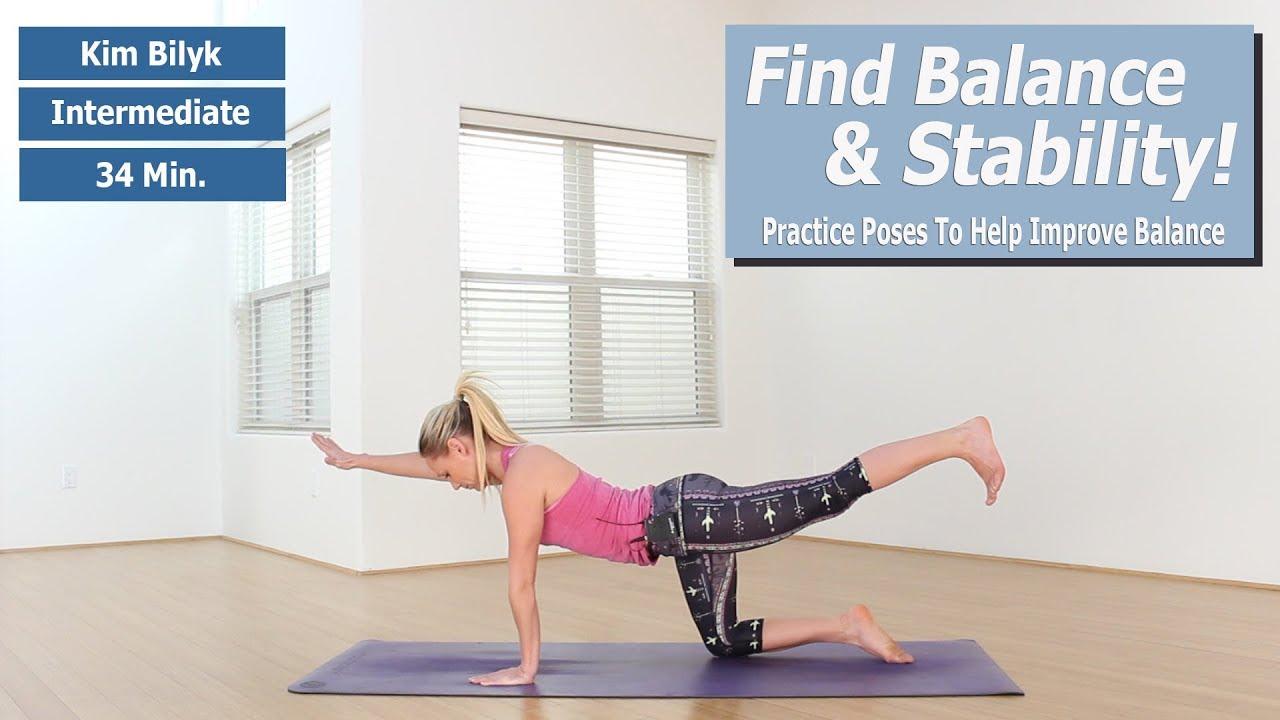 Yoga For Beginners   Balance & Stability
