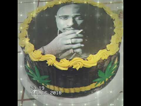 HAPPY BIRTHDAY 2PAC EXCLUSIVE OG VERSION THUG PASSION FT.THA OUTLAWZ (2018)