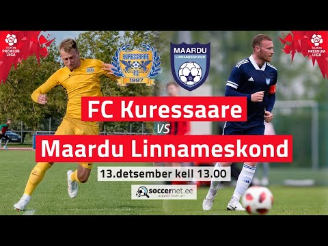 Kuressaare FC Maardu Goals And Highlights