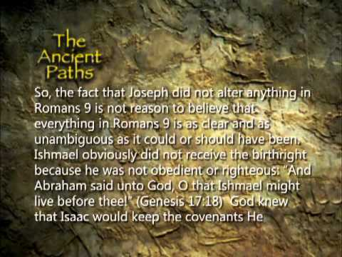 The Ancient Paths - Mormon Free Agency vs the Bible