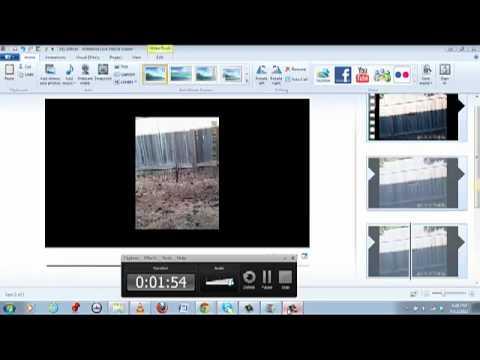 Rotating video using windows live movie maker and camtasia youtube rotating video using windows live movie maker and camtasia ccuart Image collections
