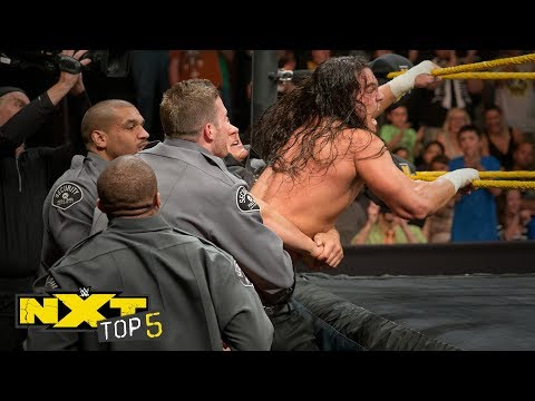 Unexpected LOL Moments: NXT Top 5, Feb. 24, 2019